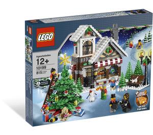 LEGO Winter Village Toy Shop Set 10199 Packaging