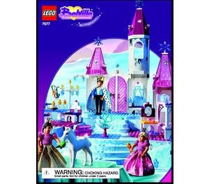 LEGO Winter Wonder Palace Set 7577 Instructions