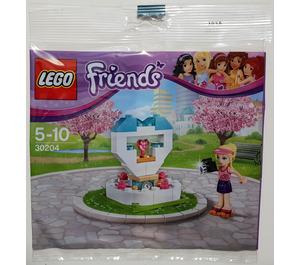 LEGO Wish Fountain Set 30204 Packaging