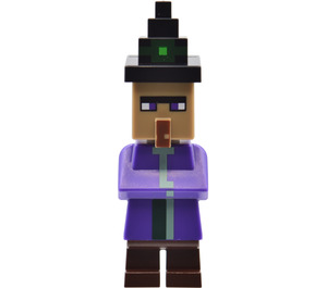 LEGO Witch Minifigure