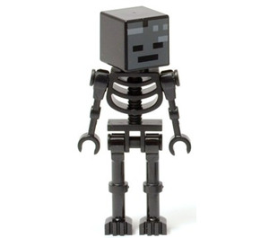 LEGO Wither Skeleton Minifigure
