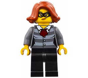 LEGO Woman Crook Minifigure