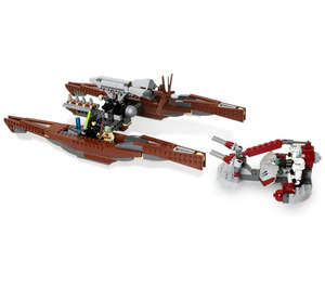 LEGO Wookiee Catamaran Set 7260