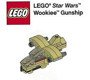 LEGO Wookiee Gunship Set TRUWOOKIEE