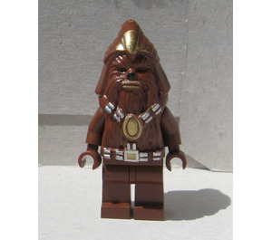 LEGO Wookiee Warrior Minifigure