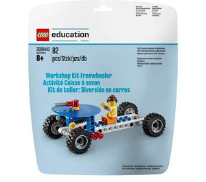 LEGO Workshop Kit Freewheeler Set 2000443