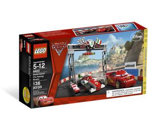 LEGO World Grand Prix Racing Rivalry Set 8423 Packaging