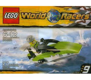 LEGO World Race Powerboat Set 30031