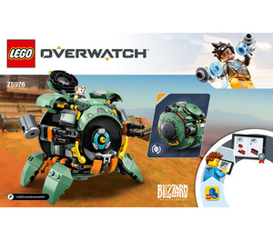 LEGO Wrecking Ball Set 75976 Instructions