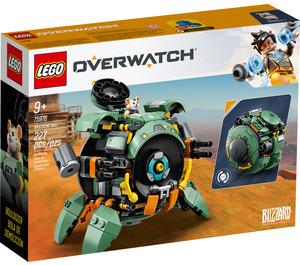 LEGO Wrecking Ball Set 75976 Packaging