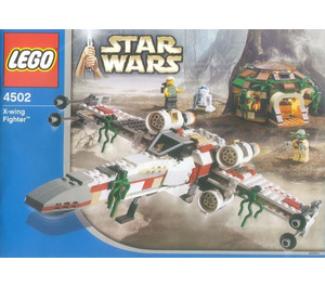 LEGO X-wing Fighter Set 4502