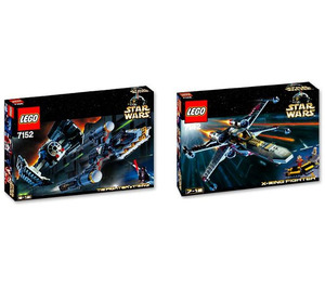 LEGO X-wing Fighter / TIE Fighter & Y-wing Collectors Set 65145