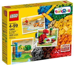 LEGO XL Creative Brick Box Set 10654 Packaging