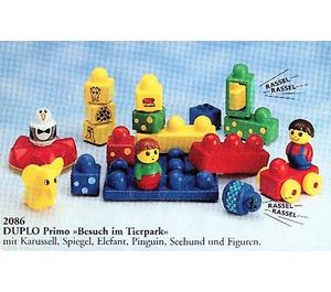 LEGO XLarge Stack 'n' Learn Set 2086