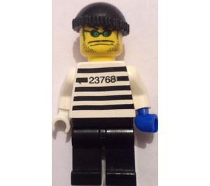 LEGO Xtreme Stunts Brickster with Knit Cap Minifigure