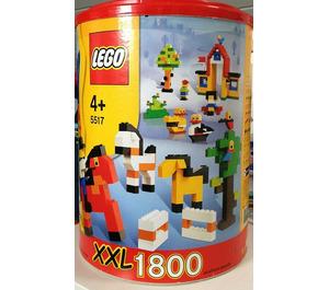 LEGO XXL 1800 Set 5517