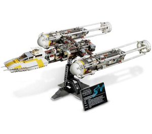 LEGO Y-wing Attack Starfighter Set 10134