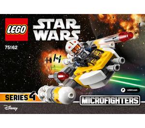LEGO Y-wing Set 75162 Instructions