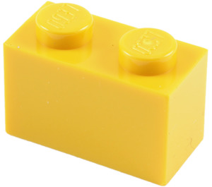 LEGO Yellow Brick 1 x 2 (3004 / 93792)