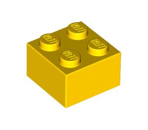 LEGO Yellow Brick 2 x 2 (3003)