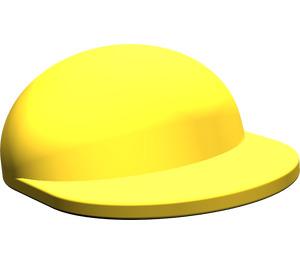 LEGO Yellow Cap with Long Flat Bill (4485)