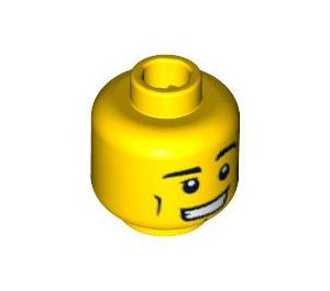 LEGO Diver Head (3626 / 90945)