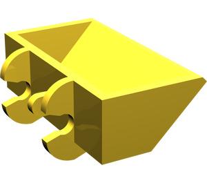LEGO Yellow Excavator Bucket 2 x 4