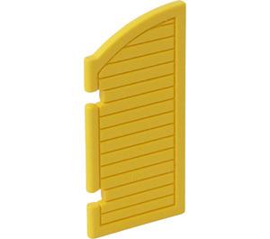 LEGO Yellow Fabuland Window Shutter