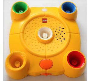 LEGO Yellow Music Builder Composer Base