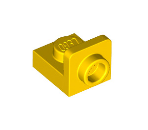 LEGO Yellow Plate 1 x 1 with 1/2 Bracket (36840)