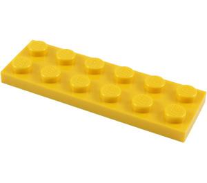 LEGO Yellow Plate 2 x 6 (3795)