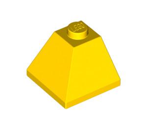 LEGO Yellow Slope 45° 2 x 2 (3045)
