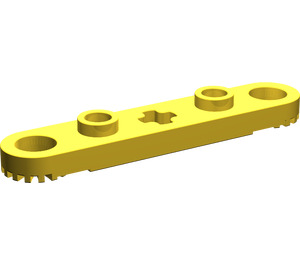 LEGO Yellow Technic Rotor 2 Blade with 2 Studs (2711)