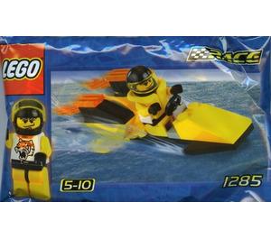 LEGO Yellow Tiger Set 1285