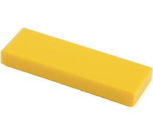 LEGO Yellow Tile 1 x 3 (63864)