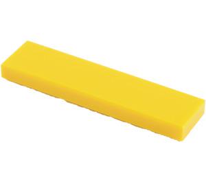 LEGO Yellow Tile 1 x 4 (2431)