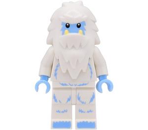 LEGO Yeti Minifigure