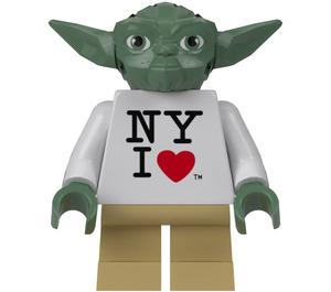 LEGO Yoda (New York Toy Fair) Minifigure