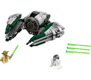 LEGO Yoda's Jedi Starfighter Set 75168