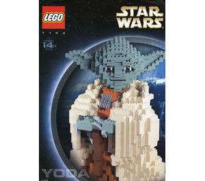 LEGO Yoda Set 7194
