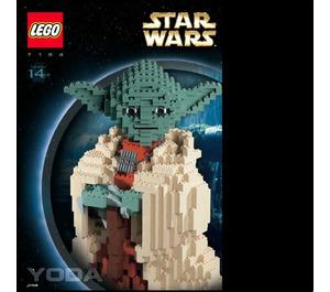 LEGO Yoda Set 7194 Instructions