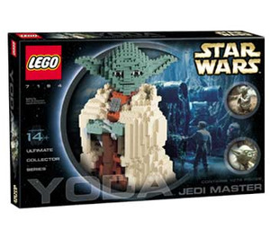 LEGO Yoda Set 7194 Packaging