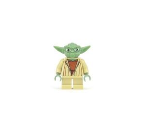 LEGO Yoda with Gray Hair Minifigure