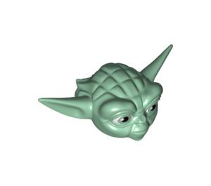 LEGO Yoda with White Hair Head (11983)