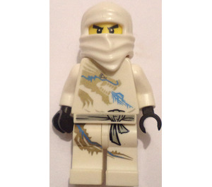 LEGO Zane DX with Dragon Print Minifigure