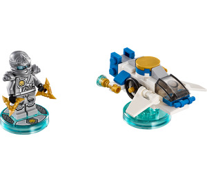 LEGO Zane Fun Pack Set 71217