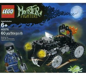 LEGO Zombie Car Set 40076