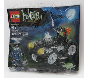 LEGO Zombie Car Set 40076 Packaging