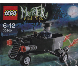 LEGO Zombie chauffeur coffin car Set 30200 Packaging
