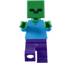 LEGO Zombie Figurine